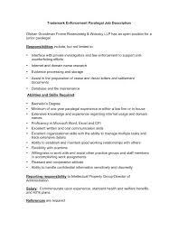 Sample Paralegal Resume Cover Letter Litigation Paralegal Resume ...