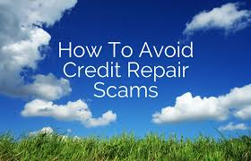 credit repair scams. Exellent Credit How To Avoid Credit Repair Scams With