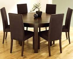 small round dining table and chairs thin 4 set