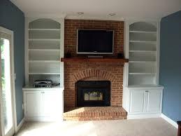 fireplace built in shelves bookshelves ideas plans deck kids um railings kitchen environmental services into wall
