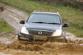 Refreshed 2016 Ssangyong Rexton coming soon | Practical Motoring