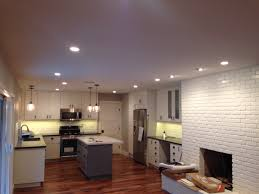 led recessed lighting install and led under cabinet lights update san go custom electric