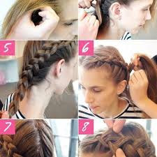 quick easy updo hairstyles for long hair