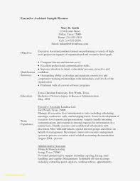 Administrative Assistant Resume Templates Salumguilherme