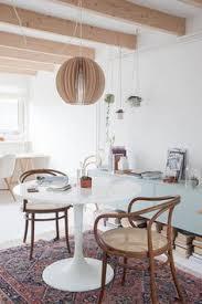 the beautiful light studio from holly marder of avenue lifestyle kayla schamarek interiors dining room