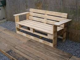pallet outdoor bench diy. Pallet Outdoor Bench Diy. Garden From Pallets Imposing Design For Minimalist Diy E