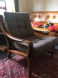 tessa t6 armchair mid century fred lowen danish eames