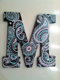 Wooden Letters Design 83 Best Wooden Letter Designs Images Decorated Letters Wood