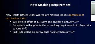 Los Angeles mask rules change: Face ...