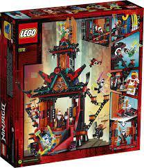 Lego Ninjago 71712 Empire Tempel des Unsinns B-Ware Baukästen &  Konstruktion Spielzeug