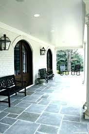 porch tile ideas front porch flooring