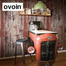 Kopen Goedkoop Pvc Vinyl Vintage Retro Behang Industri Eumlle