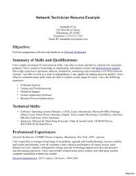 Information Technology Resume Sample Information Technology Resume Template Examples And Get Ideas To 35