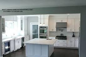 carrera subway tile carrara marble fireplace home depot grout color
