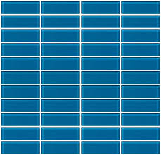 teal subway tile blue glass in attractive home design style with tiles australia