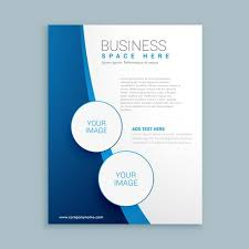 brochure template company brochure template design download free vector art stock