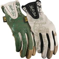 mechanix wear large las leather garden gloves