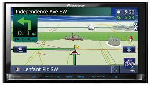 pioneer introduces a bunch of new navigation systems technogog pioneer radio navigation ready at Pioneer Radio With Navigation