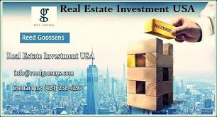 Reed Goossens Is The Best Real Estate Entrepreneur And Has