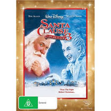 the santa clause 3 dvd. Brilliant Clause Santa Clause 3 With The Dvd A