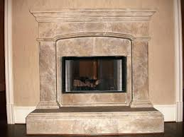 Sweet White Limestone Fireplace Mantel Design Ideas With Charming Limestone Fireplace Mantels
