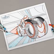 tron coloring pages. Interesting Pages Players 1 And Tron Coloring Pages