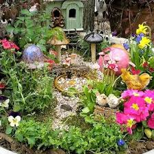 Small Picture 15 DIY Fairy Garden Ideas Mothers Home