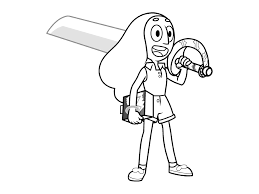 Small Picture Steven Universe Coloring Pages 28 Coloring Pages For Kids