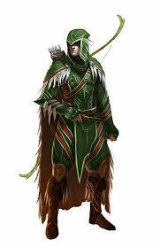 Ranger D D Elf Male Ranger Pathfinder Pfrpg Dnd D D D20 Fantasy In
