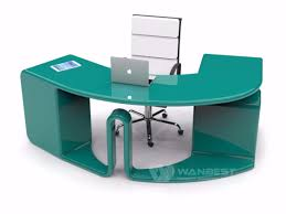 round office desk. Round Office Desk-green Desk