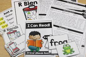 Free Ending Blends Chart Primary Blends And Digraphs A Freebie Little Minds At Work