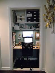 turn closet into office. Contemporary Closet House Tour U2013 April 2010 Hall ClosetDesk  On Turn Closet Into Office U