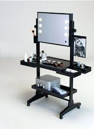 Portable Vanity Mirror With Lights Stunning Portable Vanity Mirror With Lights Retr32me