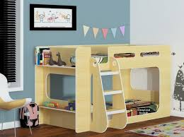 Stunning Low Height Bunk Bed Shorty Bunk Beds In Beech With Shelf Shorter  Height Childrens Bunks