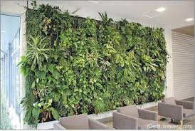 office gardening. Vertical Gardening In Office Spaces (Credit: Www.kickstarter.com)