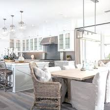 Kitchen dining room lighting ideas Ceiling Kitchen And Dining Room Lighting Best Dining Room Lighting Ideas On Dining Light And Green Dining Kuchniauani Kitchen And Dining Room Lighting View In Gallery Matching Kitchen