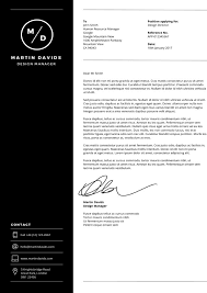 different cover letters design manager cover letter