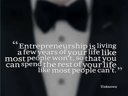 Entrepreneurship Quotes Beauteous Inspirational Quotes On Entrepreneurship