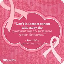 Breast Cancer Survivor Quotes Enchanting Breast Cancer Quotes WeNeedFun