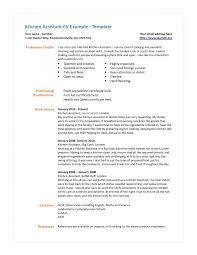 Cover Letter Sous Chef Resume Sample Sous Chef Resume Objective