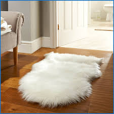 luxury fake sheepskin rug photograph of rugs idea