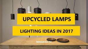 upcycled lighting ideas. 50+ Awesome Upcycled Lamps And Lighting Ideas In 2017