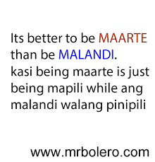 Tagalog Quotes Cool Best Patama Quotes Tagalog Love Quotes