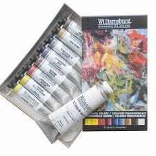Williamsburg <b>Handmade Oils</b> 8-<b>Color</b> Introductory Sets - Traditional ...