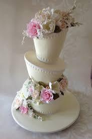 Mad Hatter Cake Designs Anna Maria Cake Design Floral Mad Hatter Cake
