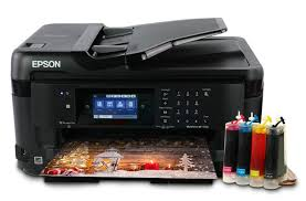 Отзывы о <b>МФУ Epson WorkForce</b> WF-7710DWF с СНПЧ - Москва