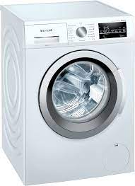 Siemens WM12US90TR 9 Kg 1200 Devir İ-Dos Çamaşır Makinesi - Siemens Beyaz  Eşya Modelleri