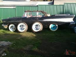 Untouched Original Black 1957 Chevrolet Belair Convertible ALL ...