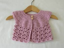 Crochet Baby Sweater Pattern Classy How To Crochet An EASY Lace Baby Cardigan Sweater YouTube