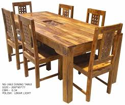 wood dining tables interesting wood excellent wood dining table set with and tables